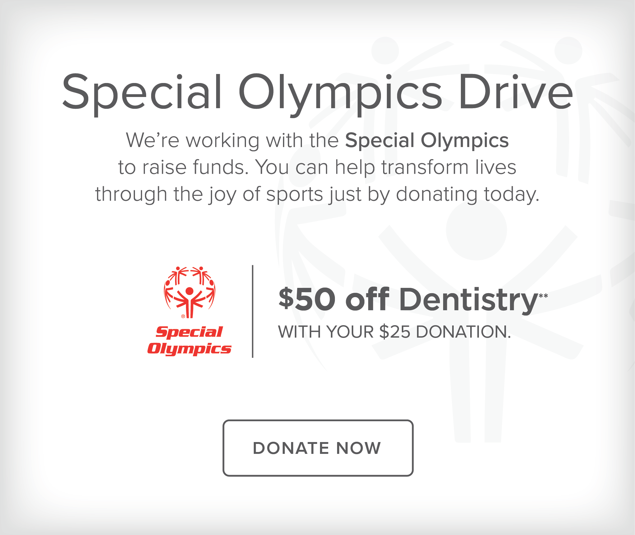Special Olympics Drive - Lone Tree Dentists and Orthodontics